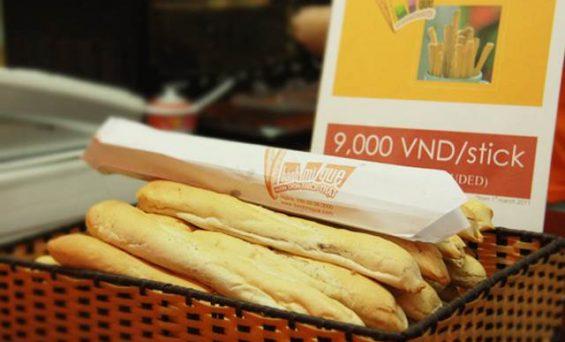 In túi giấy bánh mì giá rẻ chuyên nghiệp tại hcm