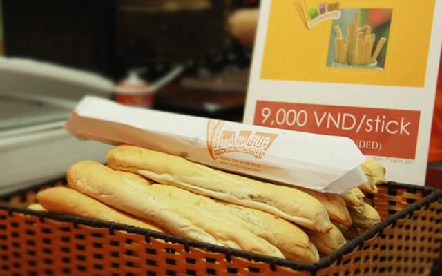 In túi giấy bánh mì chuyên nghiệp