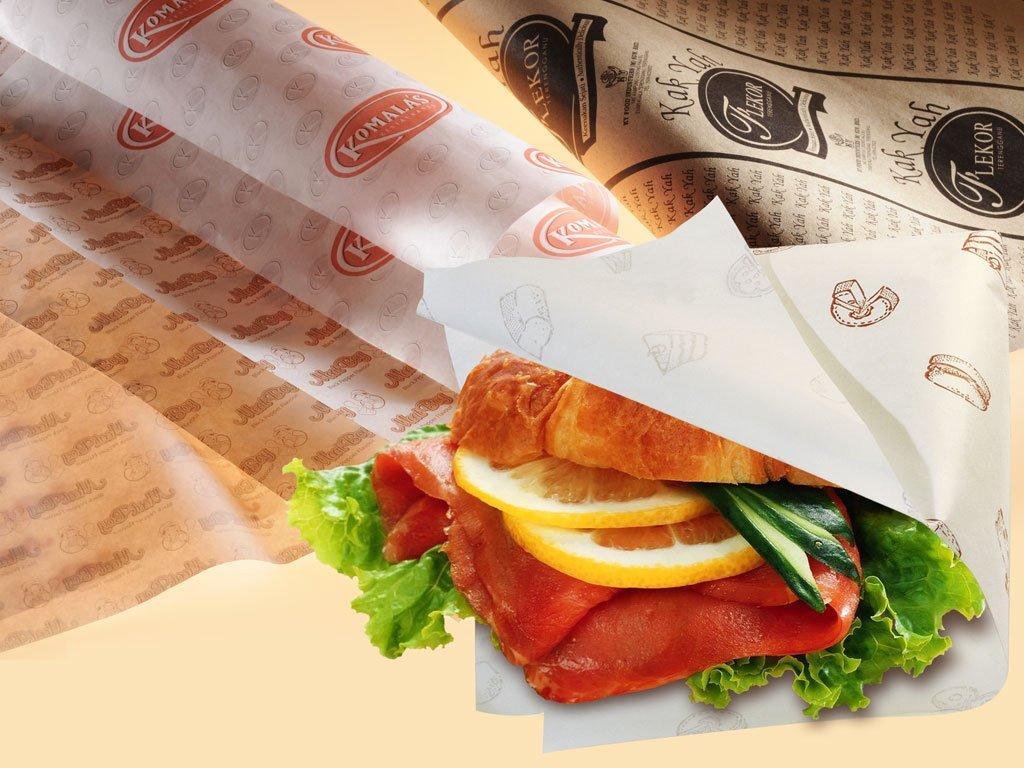 in túi giấy bánh mì
