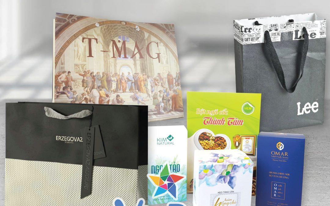 Hộp giấy mỹ phẩm và những hiệu quả mang lại trong kinh doanh