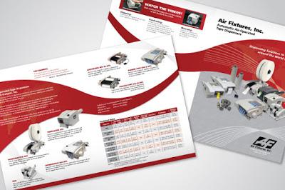 In catalogue giới thiệu sản phẩm cho doanh nghiệp