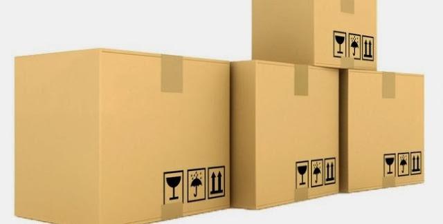 Những lợi ích của hộp giấy là từ nguyên liệu khác nhau