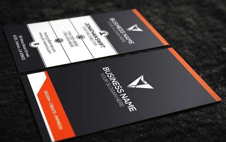 Tạo sự khác biệt khi in nhanh name card bằng chất liệu plastic