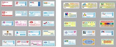 Nâng cao hiệu quả phòng chống hàng giả cùng các mẫu in decal, tem bảo hành