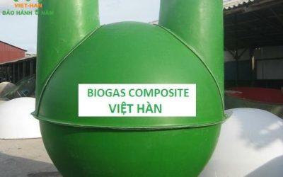 Kích thước hầm biogas composite ảnh hưởng thế nào đến khả năng phân hủy