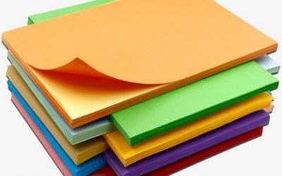 Các loại giấy in màu đẹp mắt và phổ biến